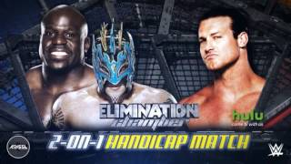 ► 2017 WWE Elimination Chamber (LIVE! Feb. 12th) Official Match Card ᴴᴰ
