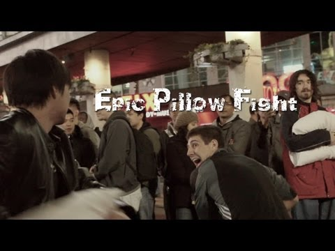 Epic Pillow Fight
