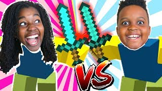 SISTER vs BROTHER!! - Epic Roblox Tournament - Playonyx
