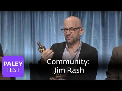 Community - Jim Rash's Oscar Moment