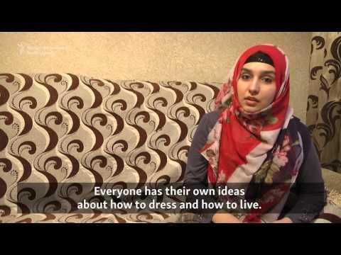 Sisters Split By Tajikistan's Crack Down On Mulsims