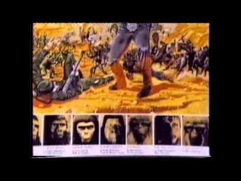 La Saga de El Planeta de los Simios (9 de 9)