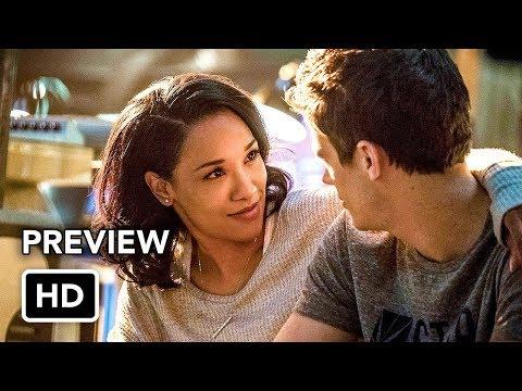 "The Flash 4x15 Inside ""Enter Flashtime"" (HD) Season 4 Episode 15 Inside"