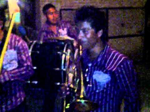 Chichihualco  - Banda Santa Maria - El Ayudante  - Pendon 2011