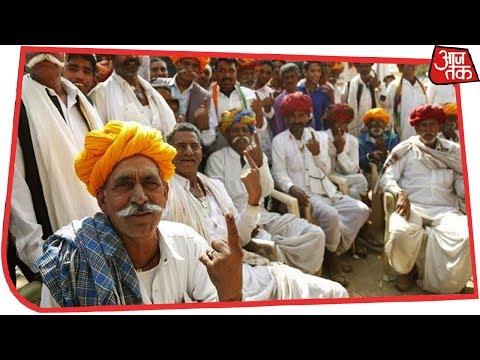 राजस्थान में 200 में से 199 विधानसभा सीट पर वोटिंग जारी