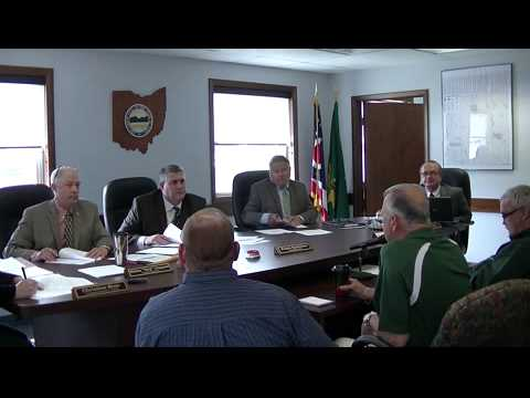 Geauga County Commissioners' Meeting, 6/2/2015