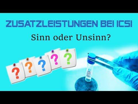 ICSI Zusatzleistungen - Welche sind sinnvoll? - Aus Sicht einer ICSI-Patientin