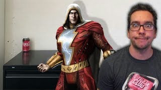 Shazam! Director David F. Sandberg Lets Us Know He is in Pre-Production