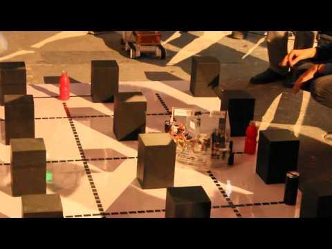 Robot Recolector – Runibot 2015 – Robotica Social