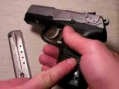 Ruger P95 pistol:  Polymer Firepower for Less
