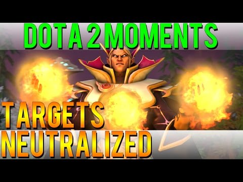 Dota 2 Moments  Targets Neutralized