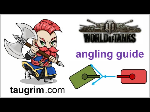 World of Tanks: Angling Guide
