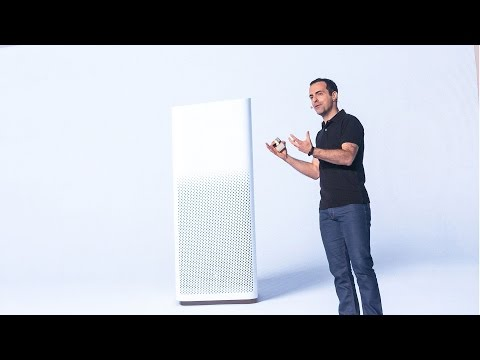 2016 Mi Air Purifier 2 + Mi Band 2 Product Launch Event