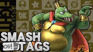 King K. Rool is a MONSTER! - ELITE Smash Tags #05 (Super Smash Bros. Ultimate)