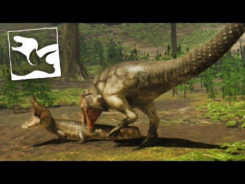 PACHY ATTACKS CROCODILE?!? - Saurian Demo Gameplay   Ep4