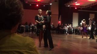 NDO/DMN 2017 - Amateurs Latin Poule B  - halve finale - Rumba
