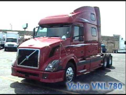 Used Semi Truck Sales. Volvo VNL780