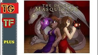 Tg tf - The Dragon Masquerade of Twokinds - tg transformation - 漫画 - Tg comics- tg manga - tg anime