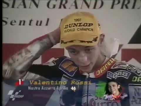 Rossi balapan di sentul (1997)