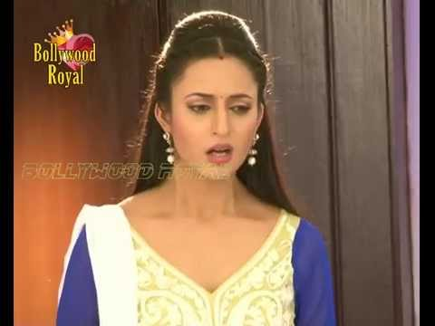On Location Of TV Serial Yeh Hai Mohabbatein  Ishita gets Blamed...