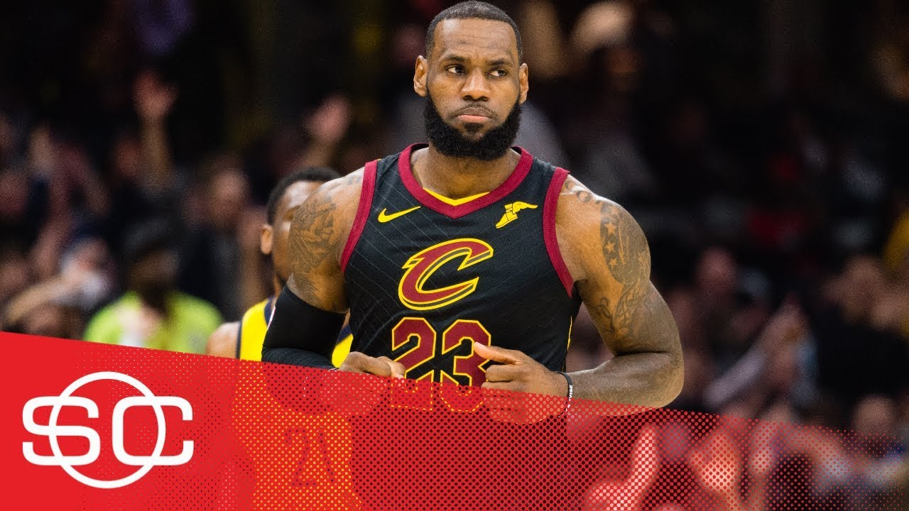 LeBron James drops 46 points to even Pacers-Cavaliers series | SportsCenter | ESPN