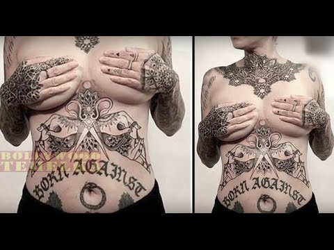 BOLD PICTURES: Sapna Bhavnani Displays All Her Tattoos! thumbnail