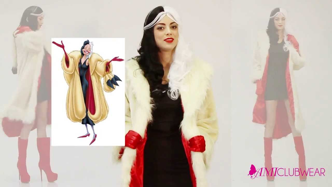Cruella Deville Costume Adults Cruella Deville Costume Review