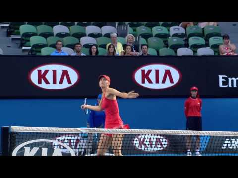 Preview: Bouchard v Sharapova (QF) - Australian Open 2015