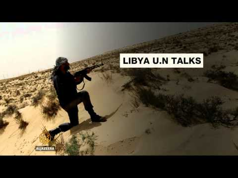 UN announces new Libya talks