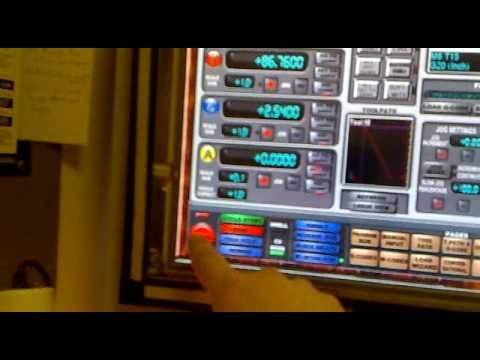 Mach3 Control Panel Mach3 And Touch Screen Panel