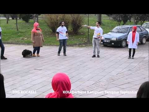 Tog Kocaeli KOU Derbent Kampüsü Tanışma Toplantısı ( Canlandırıcı )