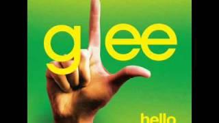 Watch Glee Cast Hello video