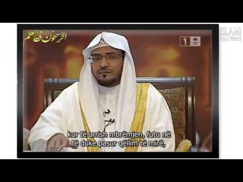 Porosi shumë e dobishme dhe plotë emocion nga Salih el Megamisi