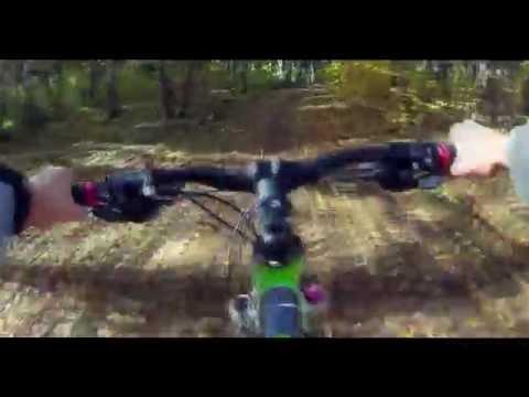K-TV - Bicycle Glitch Ride [HD]