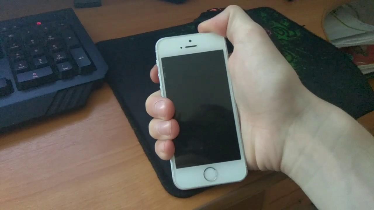 Как сделать самой айфон 5