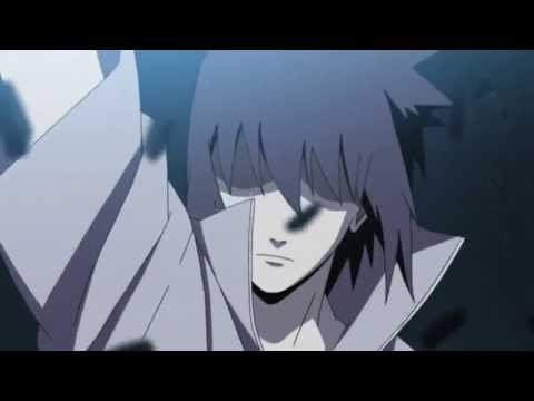 Dubstep AMV HD- Sasuke vs 5 Kage- Look at me