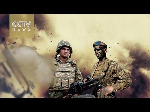 Discussion: Nagorno-Karabakh Clashes