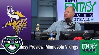 Minnesota Vikings 2018 fantasy football preview   Fantasy Focus   ESPN