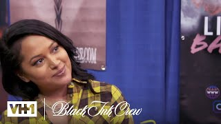 Lily Sets Up Shop at the Chicago Tattoo Convention 'Sneak Peek' | Black Ink Crew: Chicago