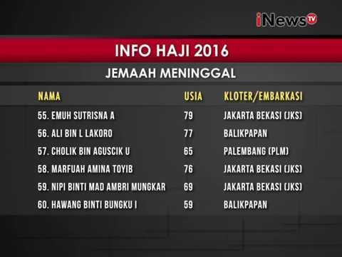 Youtube info nama haji 2016