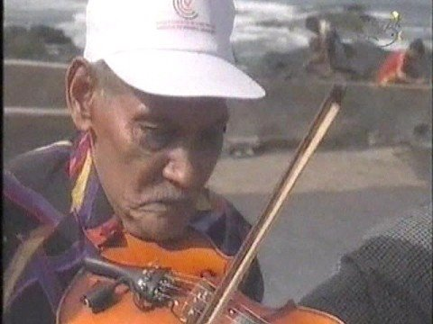 MAZURCA DA MEIA-NOITE - NHÔ KZIK - CAPE VERDE ISLANDS Video