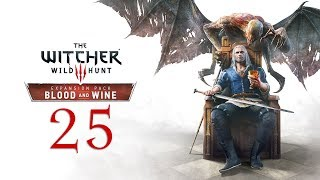 WITCHER 3: Blood and Wine #25 : Oh No! Gwent is coming!