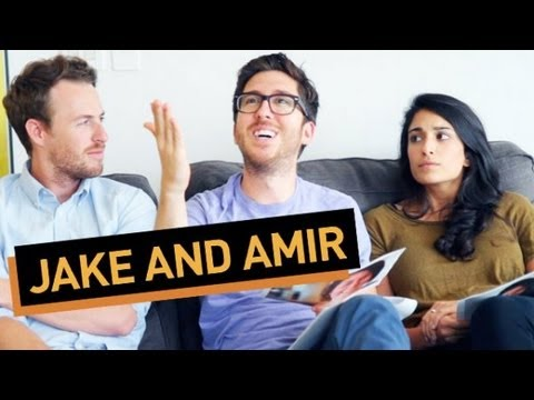 Jake and Amir: Audition