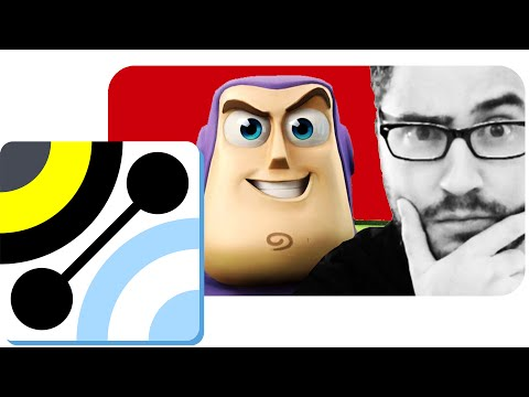 52-Pizza Party Podcast - FEET LewTOONS the 3rd Daddy - Disney INFINITY Ending - AVGN V GhostBusters