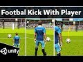 Football Penalty kick with Curve and Player Animations - Unity3D thumbnail