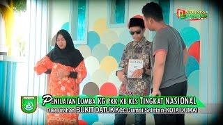 Keren.. PIK REMAJA SMA YKPP Dumai diacara Lomba PKK KB KES Nasional di Kelurahan Bukit Datuk