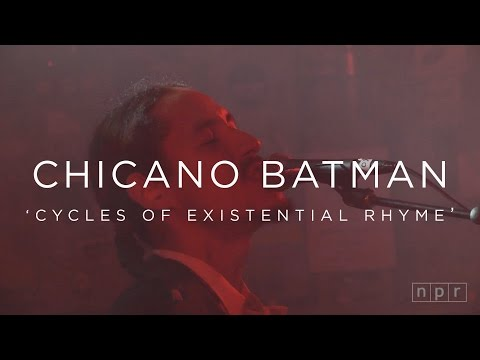 Chicano Batman: 'Cycles Of Existential Rhyme' SXSW 2016 | NPR MUSIC FRONT ROW