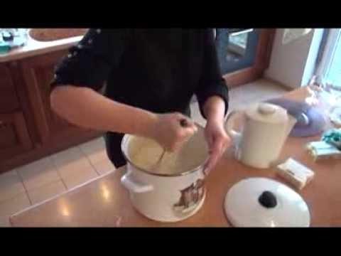 Как приготовить кислые блины - видео