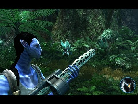 James Cameron's AVATAR: The Game (PS3) - Part 2 [Overview]