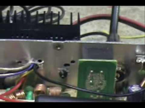 RFX 75 Instaltion